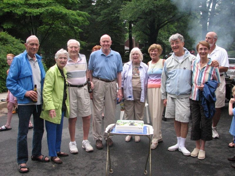 Original Lakeside Cluster Residents
