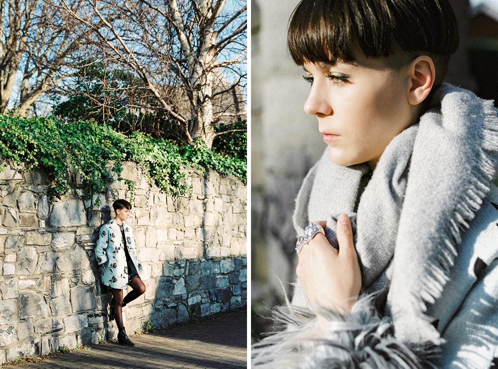 lifestyle fashion photography session in Dublin, Ireland