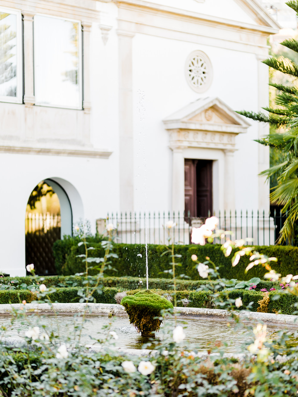 portuguese historical wedding venue