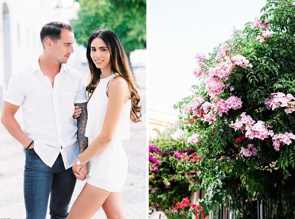 algarve wedding photography engagement session faro