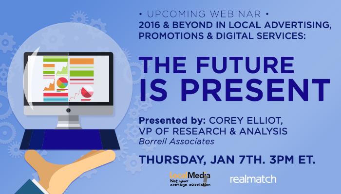 The Future is Present / Digital Ad