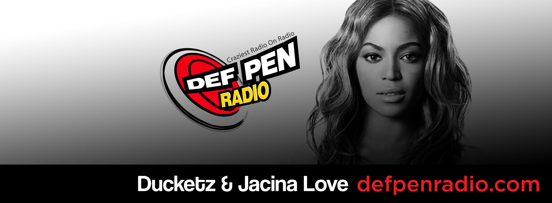 Facebook Header / Def Pen Radio