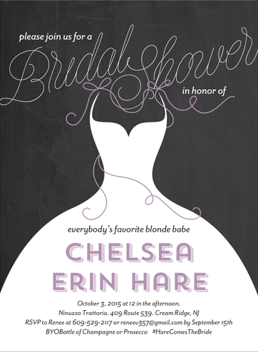 Bridal Shower / Invitation