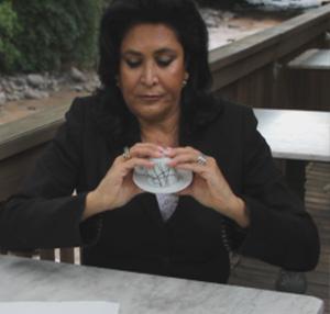 Flip the Turkish Coffee Cup