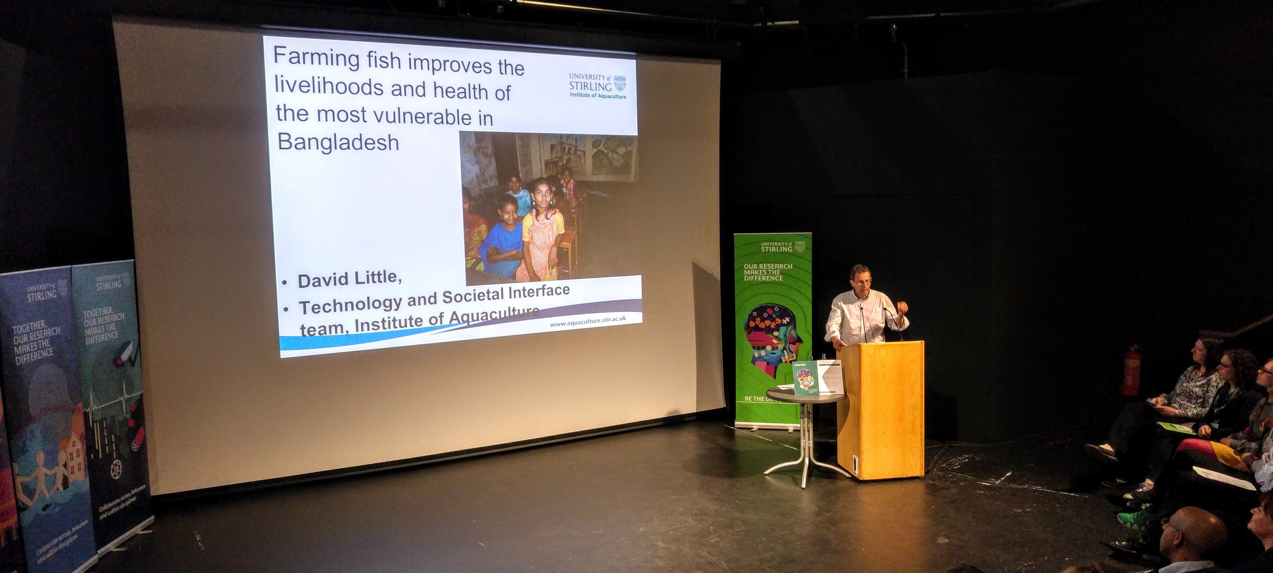 David Little Busting some myths about aquaculture in Bangladesh