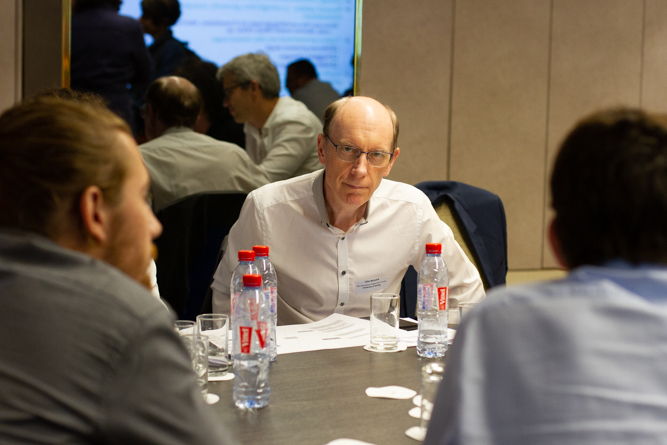 The programme included round-table discussions on priority areas for future initiatives (Photo credit: Maurine Toussaint)