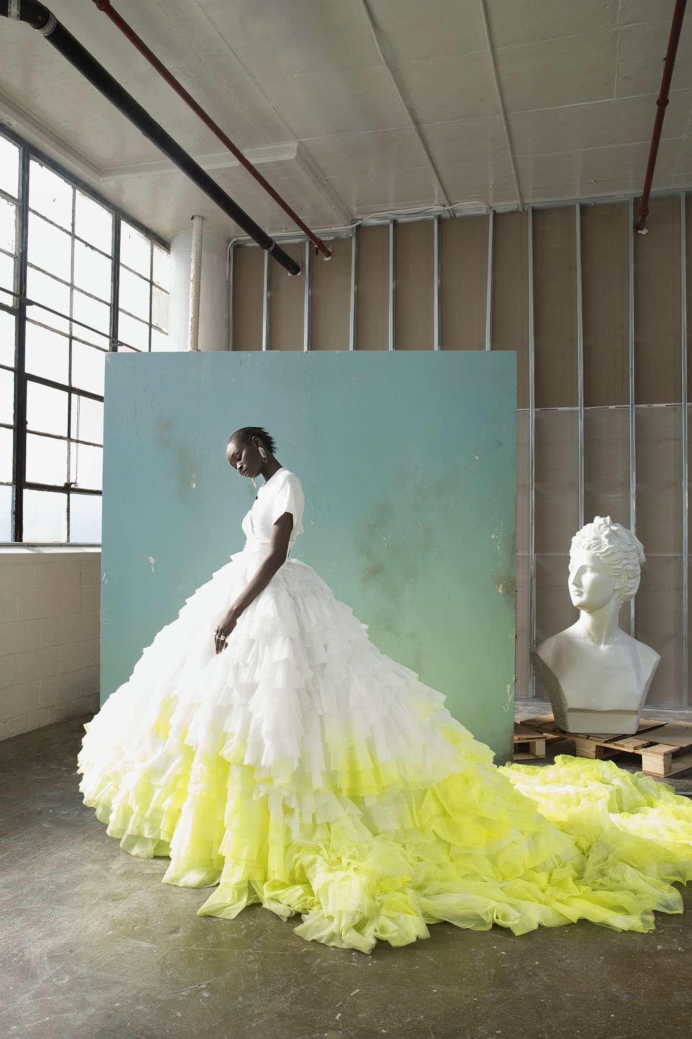 Spring 2019 Collections: The New Femininity, Styled by Alex Badia