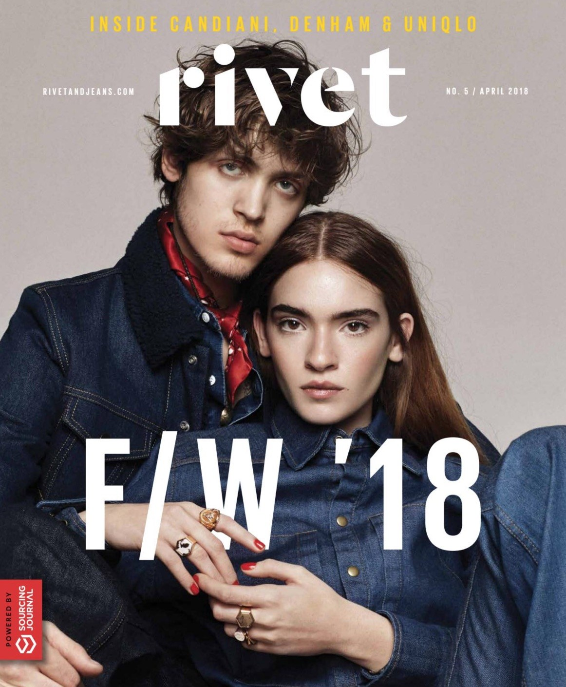 Rivet by Sourcing Journal FW18 Issue, Styled by Alex Badia