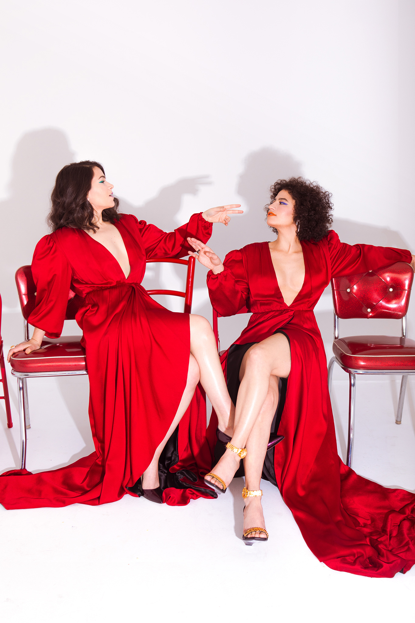 'Broad City' Says Goodbye for WWD by Leigh Nordstrom, Styled by Alex Badia