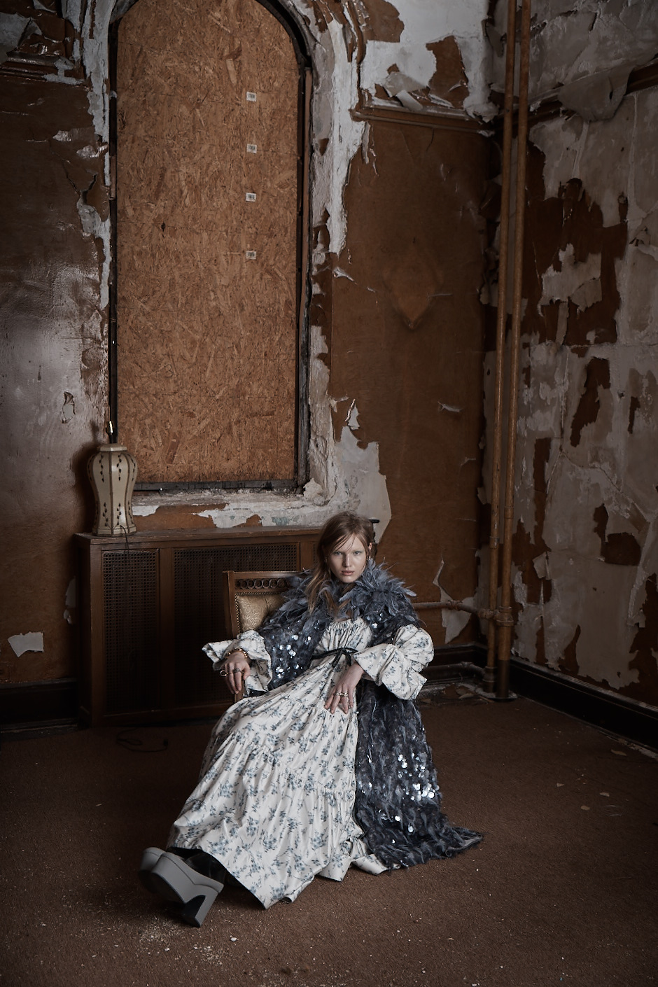 WWD Fall 2019 Collections: Lady of the Manor, Styled by Alex Badia
