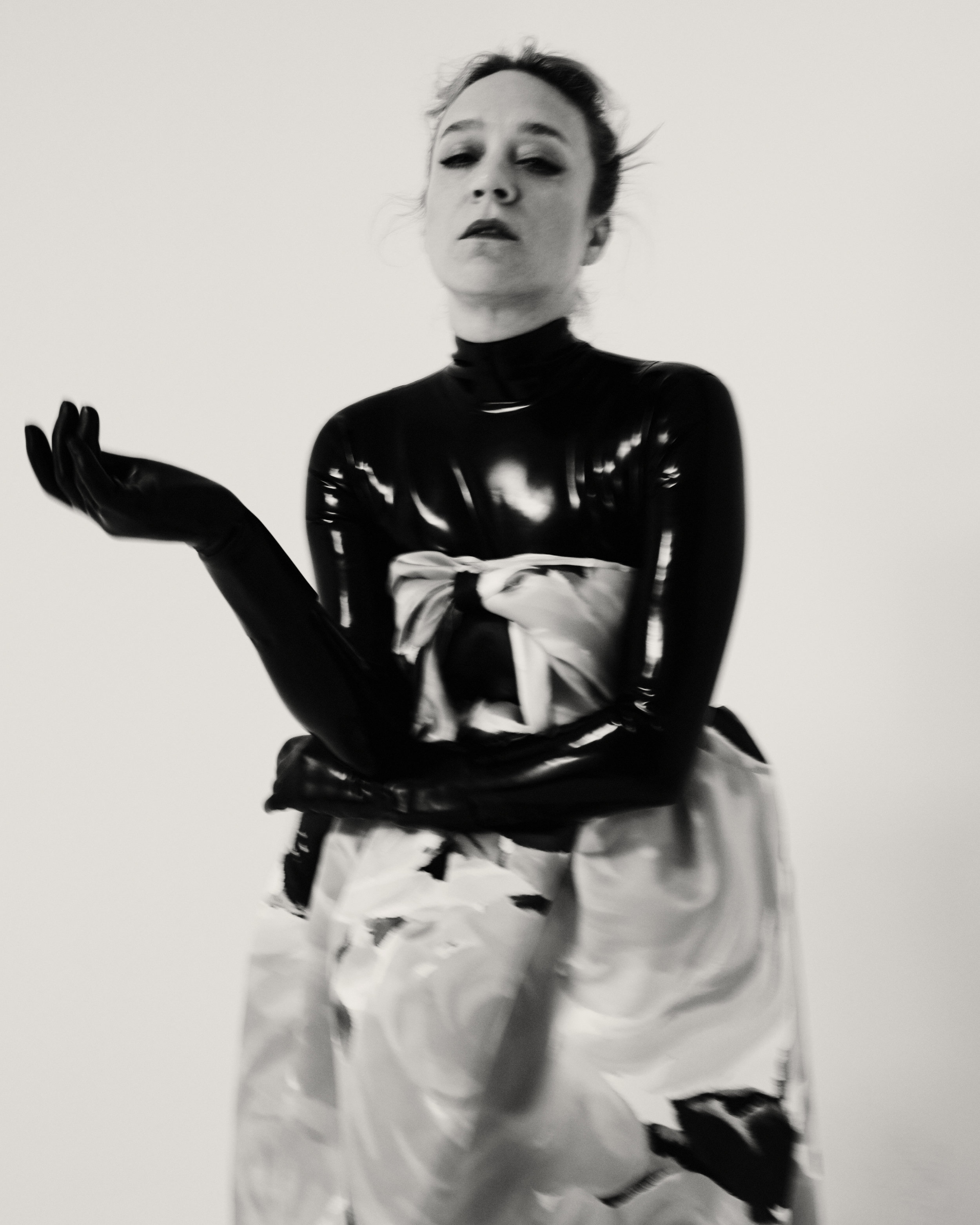 Chloë Sevigny for WWD by Katya Foreman, Styled by Alex Badia
