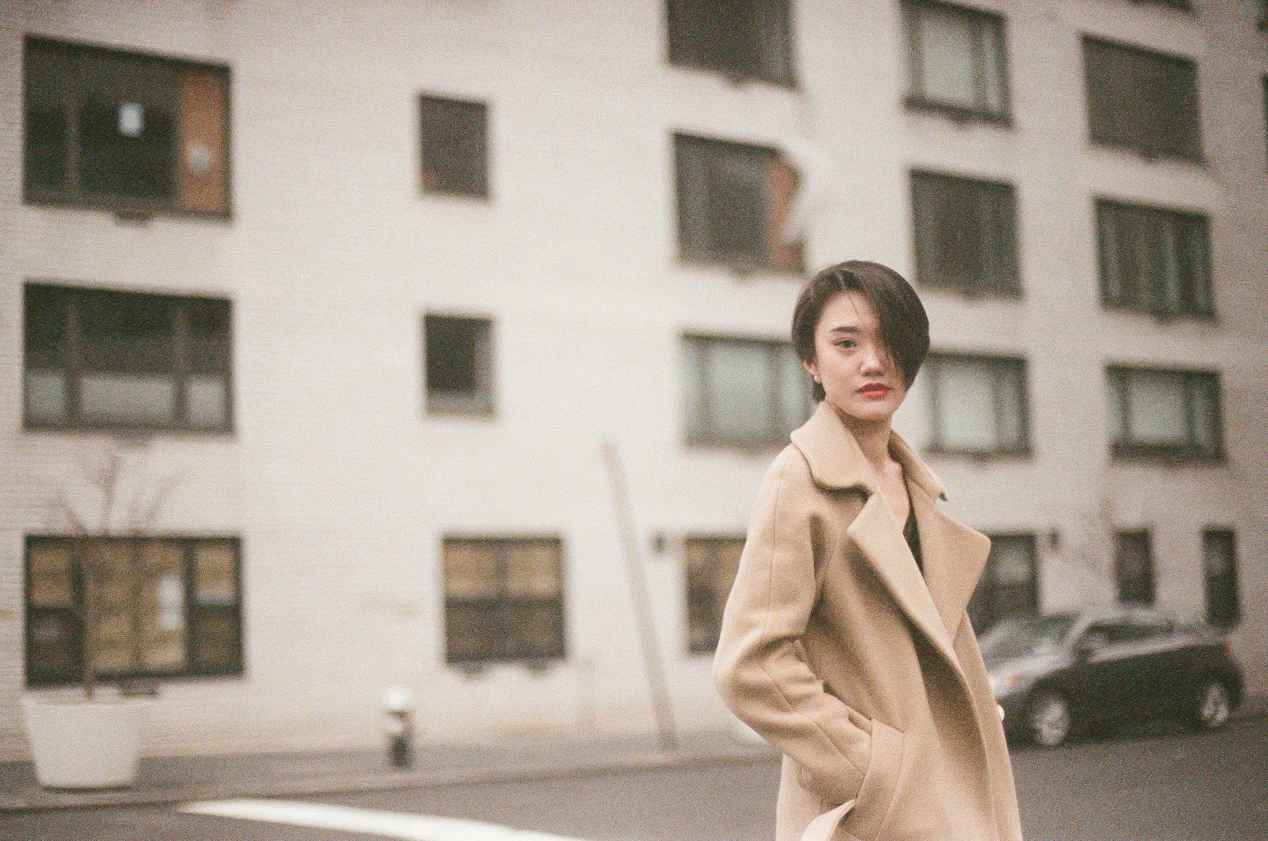 Model: Yanjin Li
