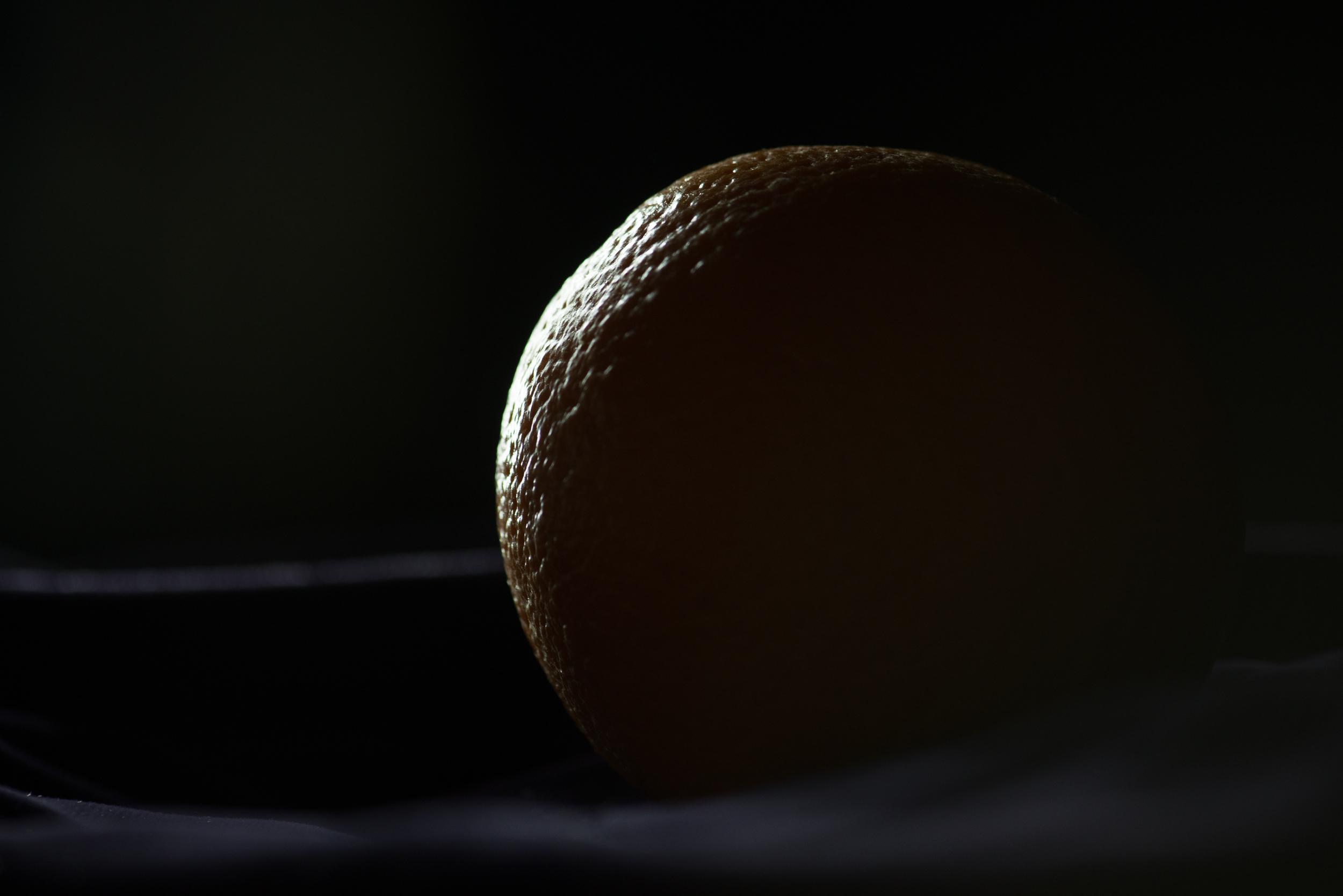 Dark Side of the Orange
