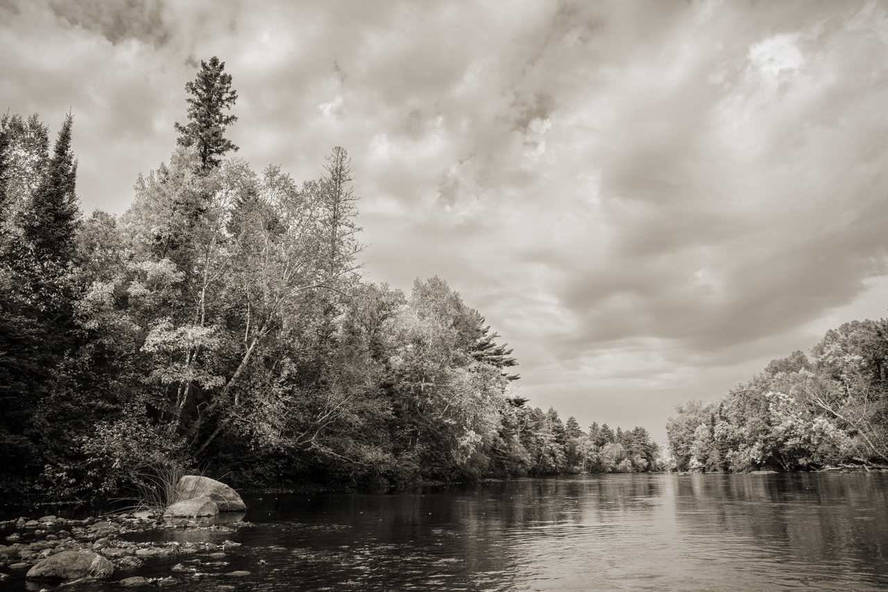 Flambeau River Portrait