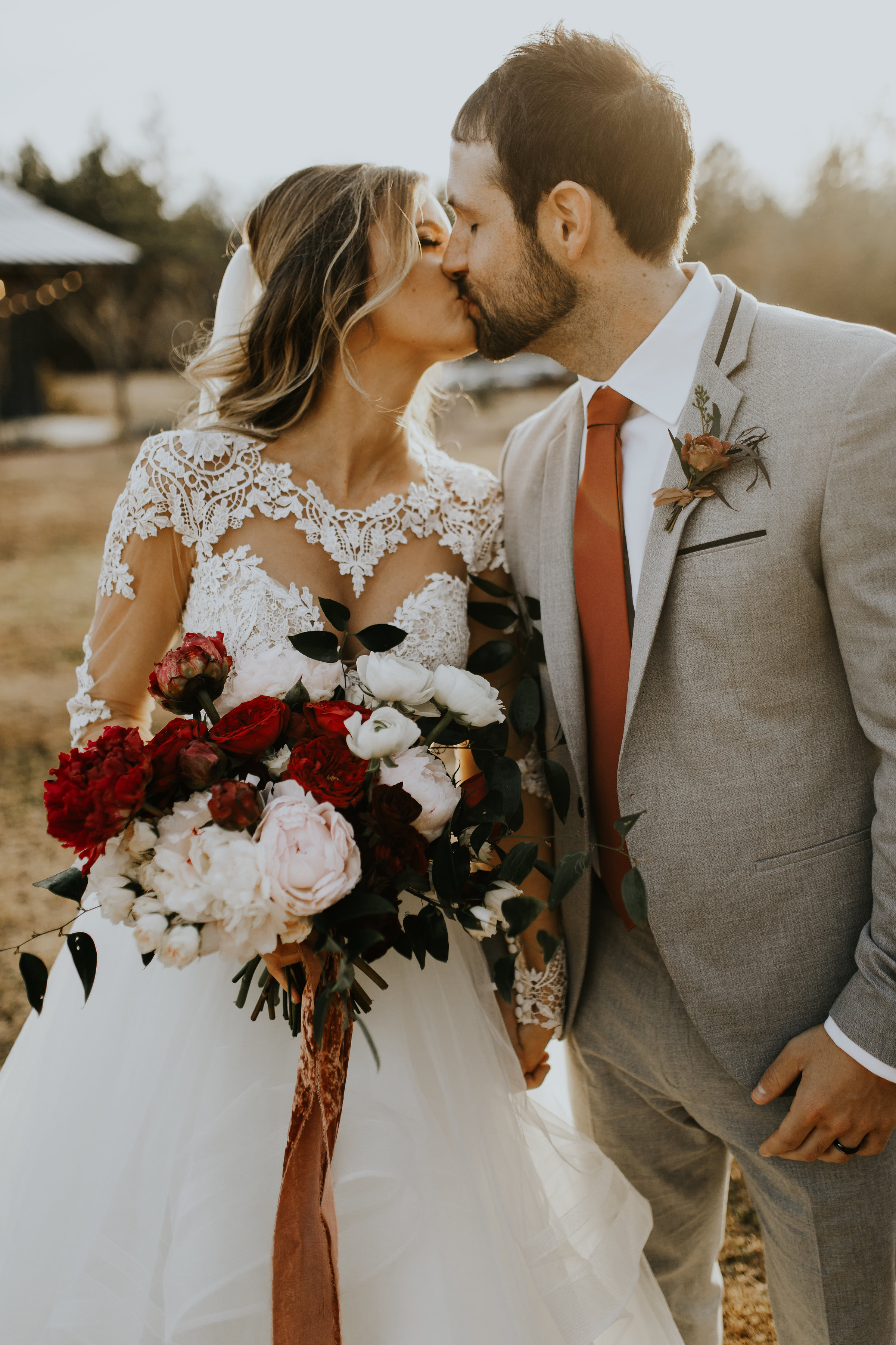 """""""This Southern Wedding At Sainte Terre Nailed The Bride's Farmhouse Whimsy Style"""" - Junebug Weddings"""