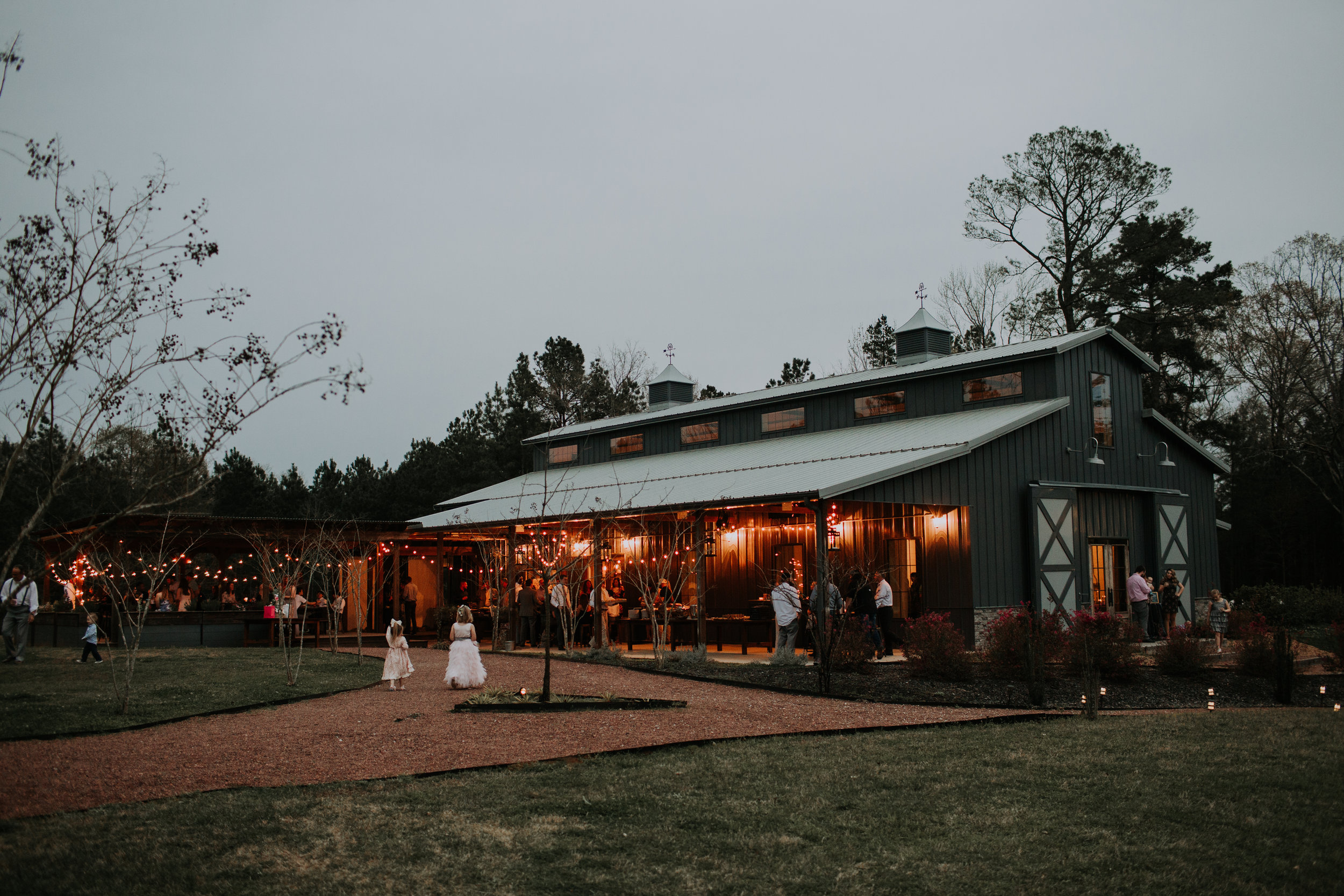 """""""#4 Of Top 25 Breathtaking Barn Venues For Your Wedding"""" - Southern Living"""