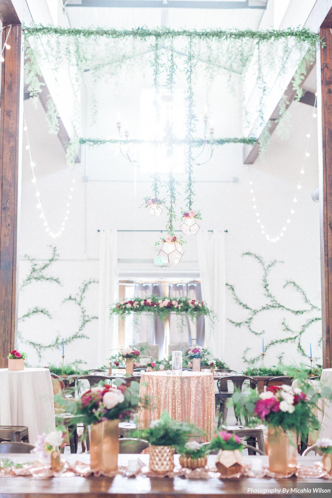 """Tori & Jacob's Romantic Wedding"" - Modern Weddings"