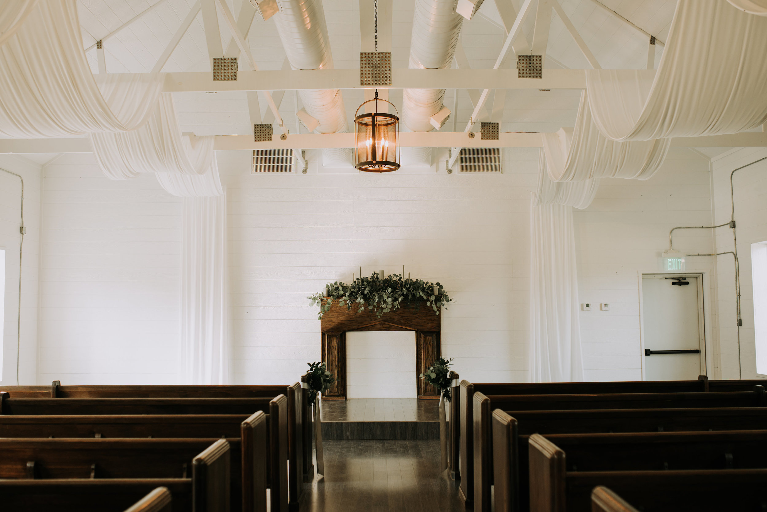 """Christine & Jon David's Glamorous Greenery Wedding"" - Modern Weddings"
