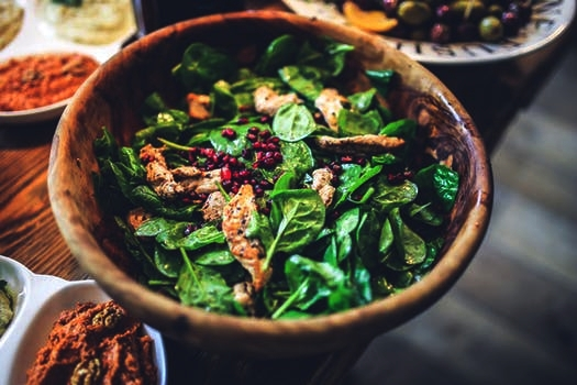 """Cuisine - Let's get this straight right from the start – the food will be simply delicious – perfect for our vegetarians and meat-eaters alike. The food prepared fresh daily, and the dinners at the house will be served """"deconstructed"""" Ayurveda style so you can take home a few easy tips and trick on this healthful eating style that after a fun filled day your body will surely be pleased.If you don't eat this or that – no worries – I am happily offering options to go along with your food preferences.We'll have afternoons out on the town to experience the mouth-watering local eats of Fishtown and taste the flavors of Northern Michigan."""