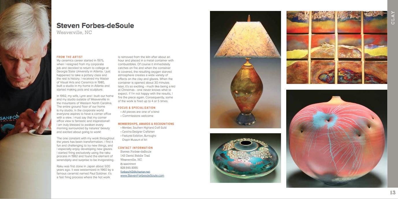WNC Design Guide: Steven Forbes-deSoule