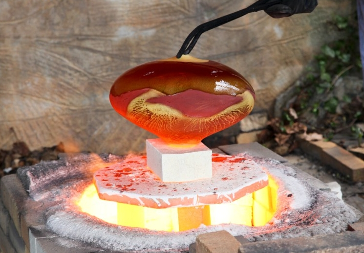 Raku Firing Techniques by Steven Forbes-deSoule | How to Fire Raku Pottery