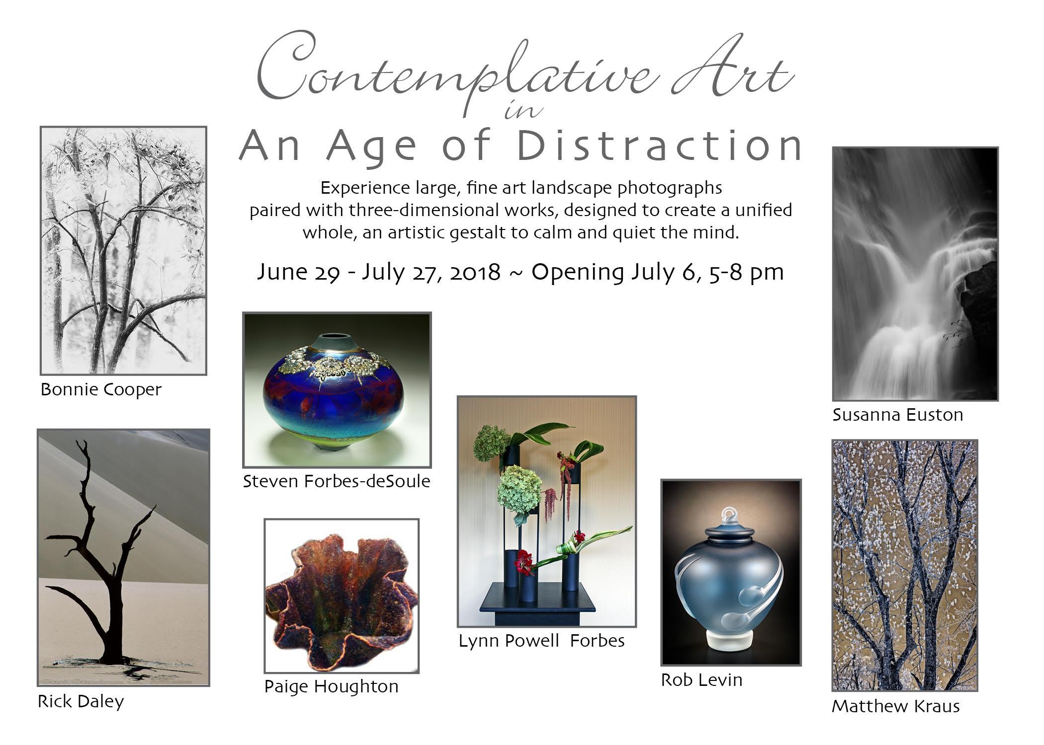 Contemplative Art Exhibit