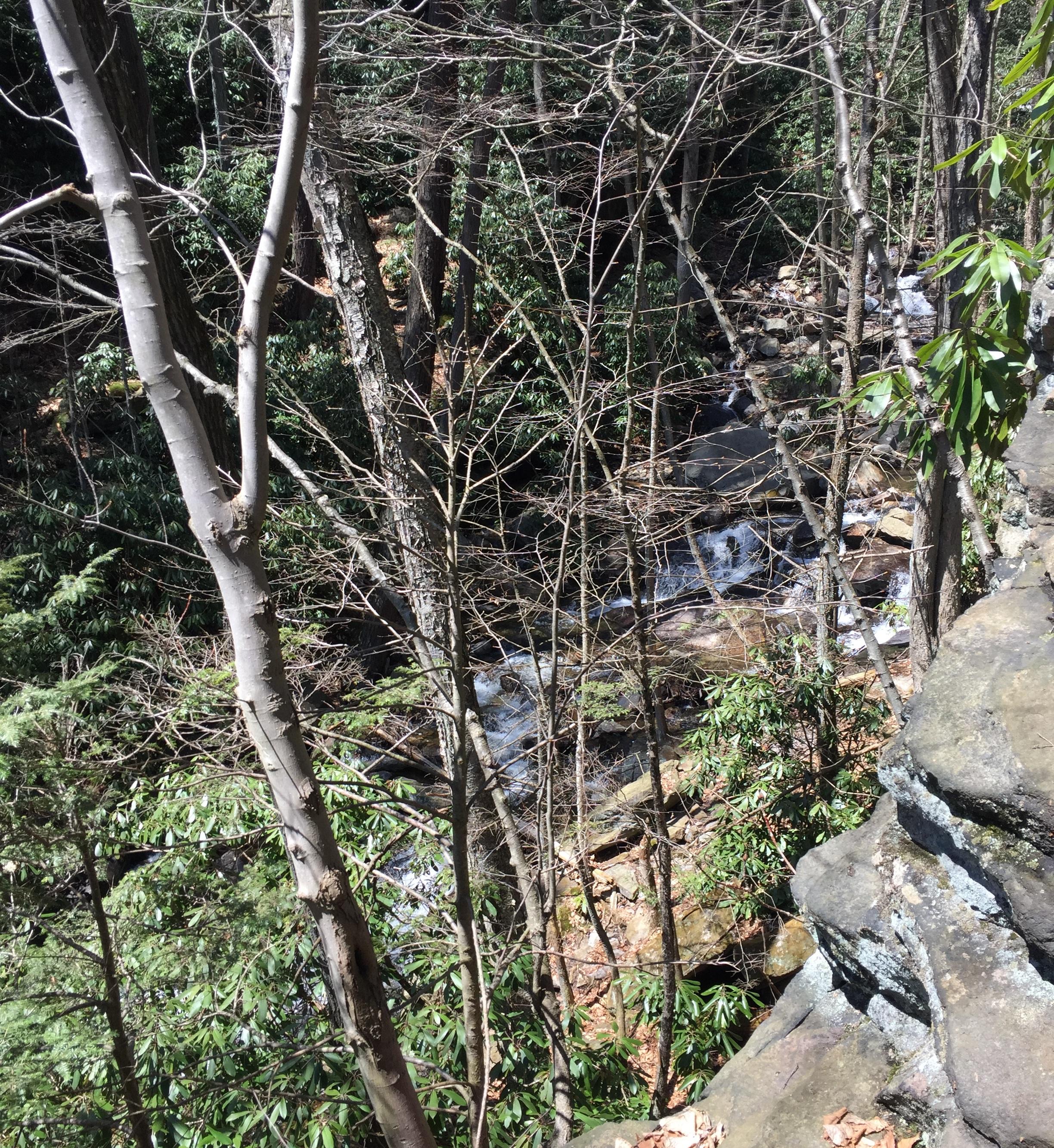 Glen Onoko Falls Park