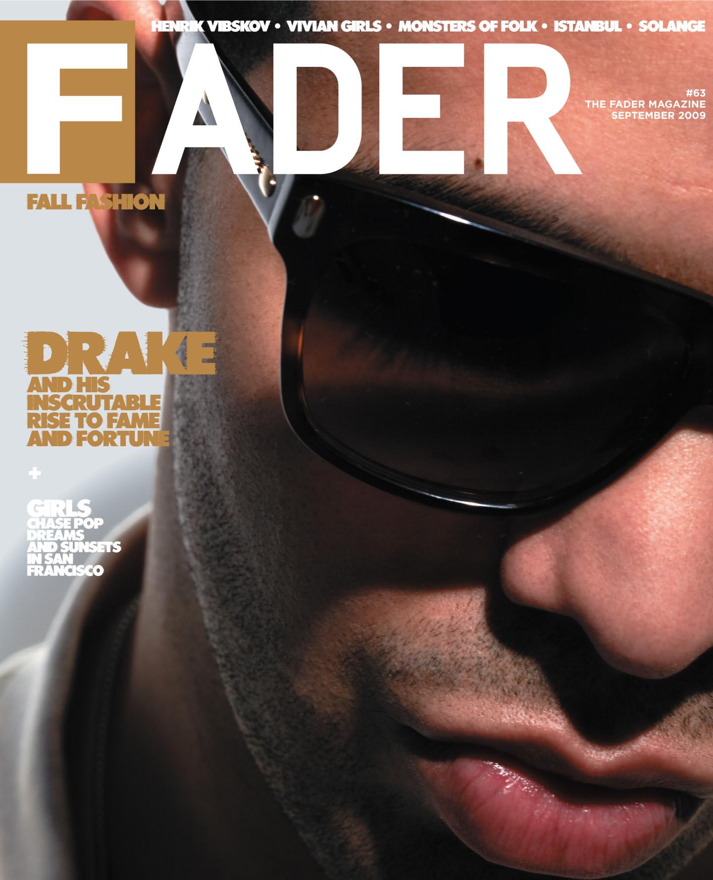 The Fader - Drake