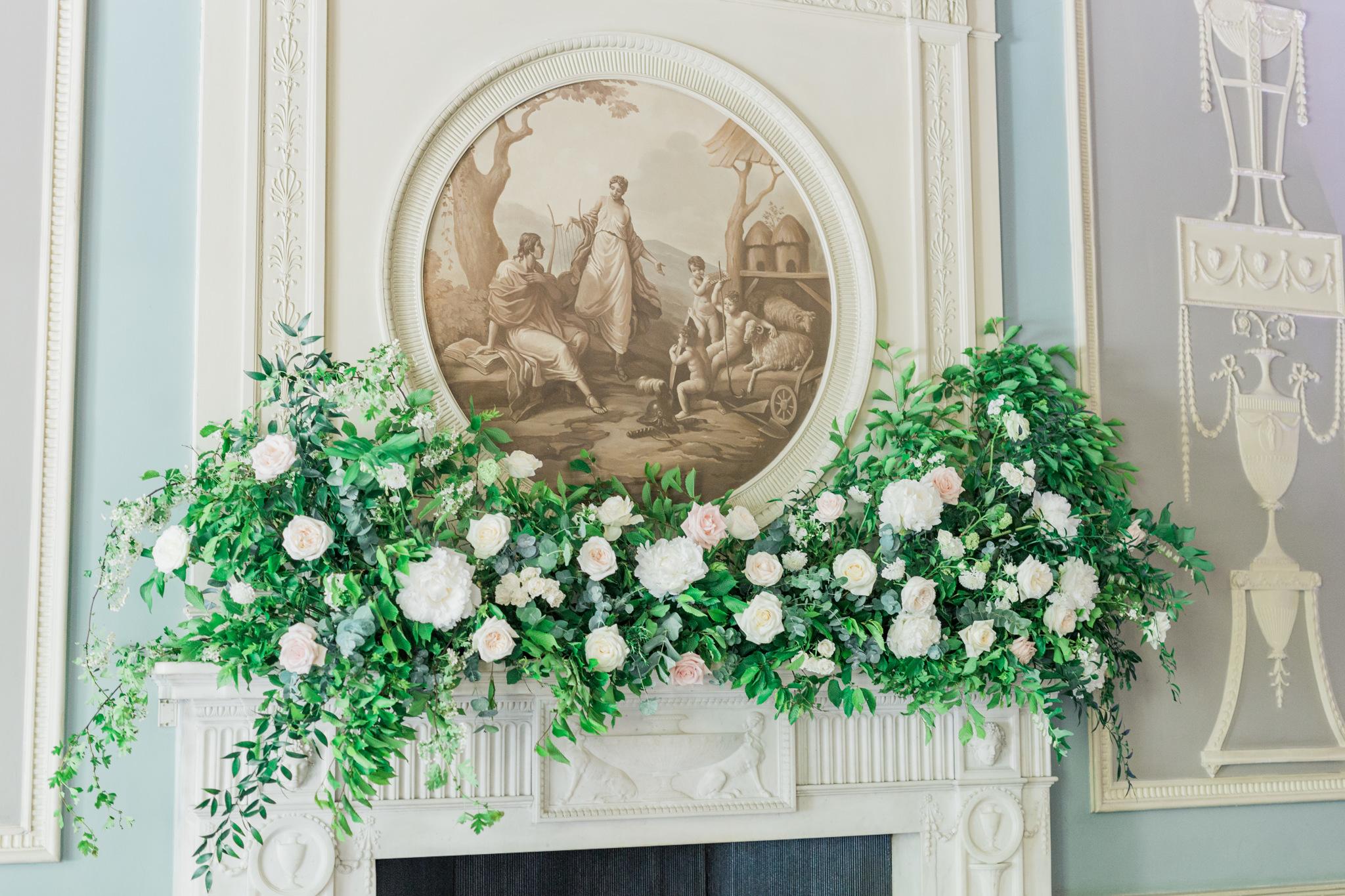 Home House wedding - London wedding