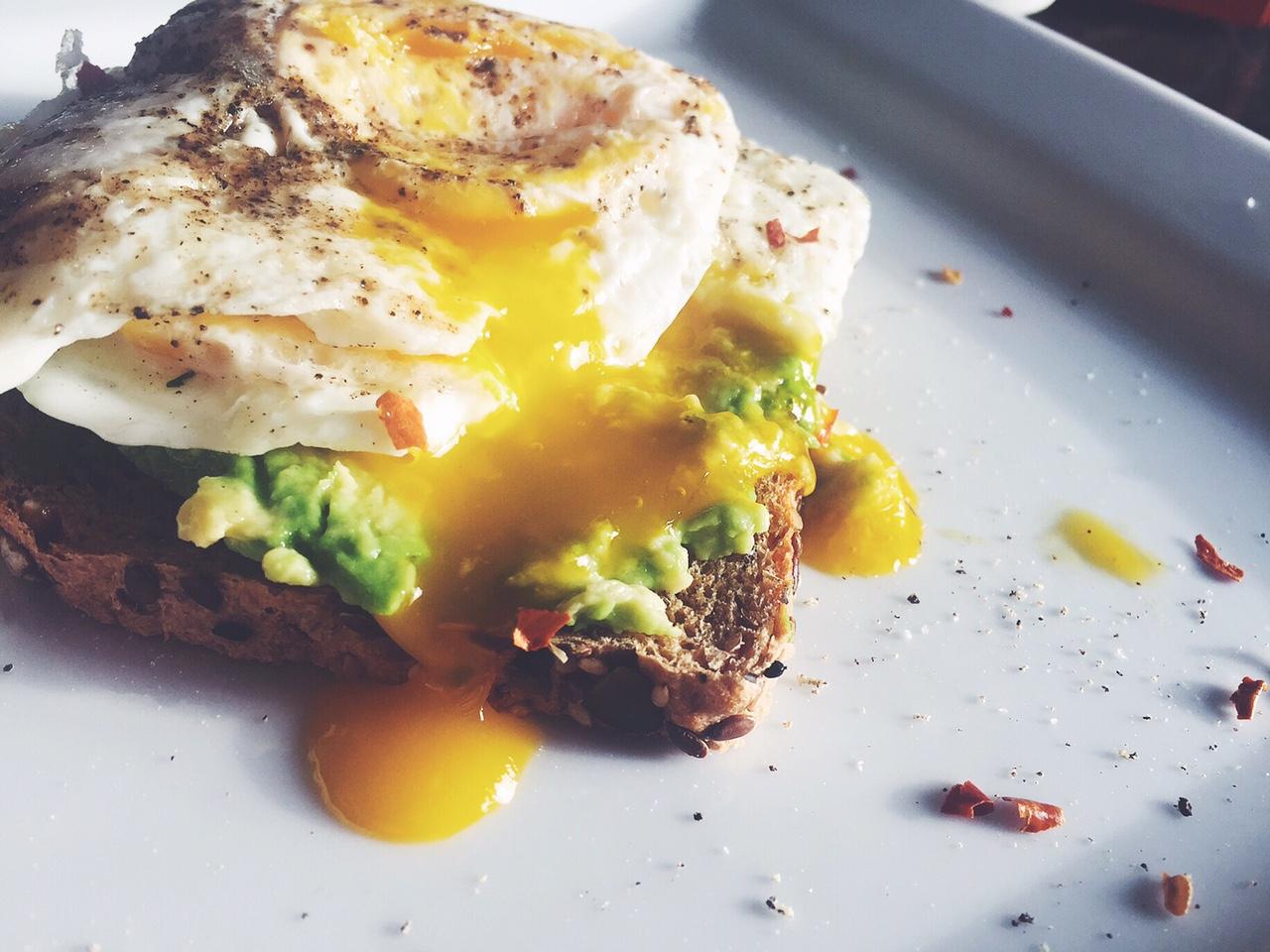 eggs-avocado-toast