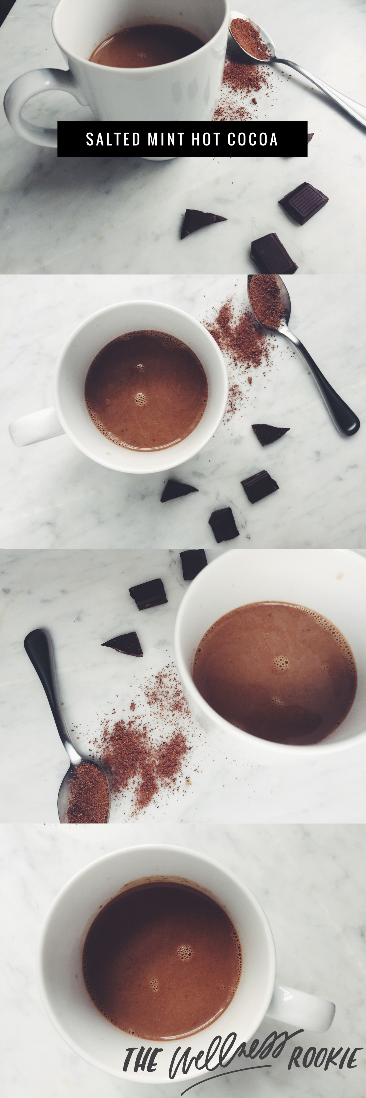 healthy hot cocoa
