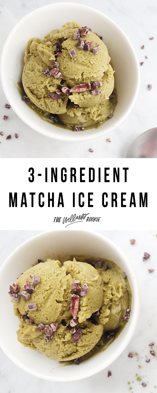 3 Ingredients Ice Cream