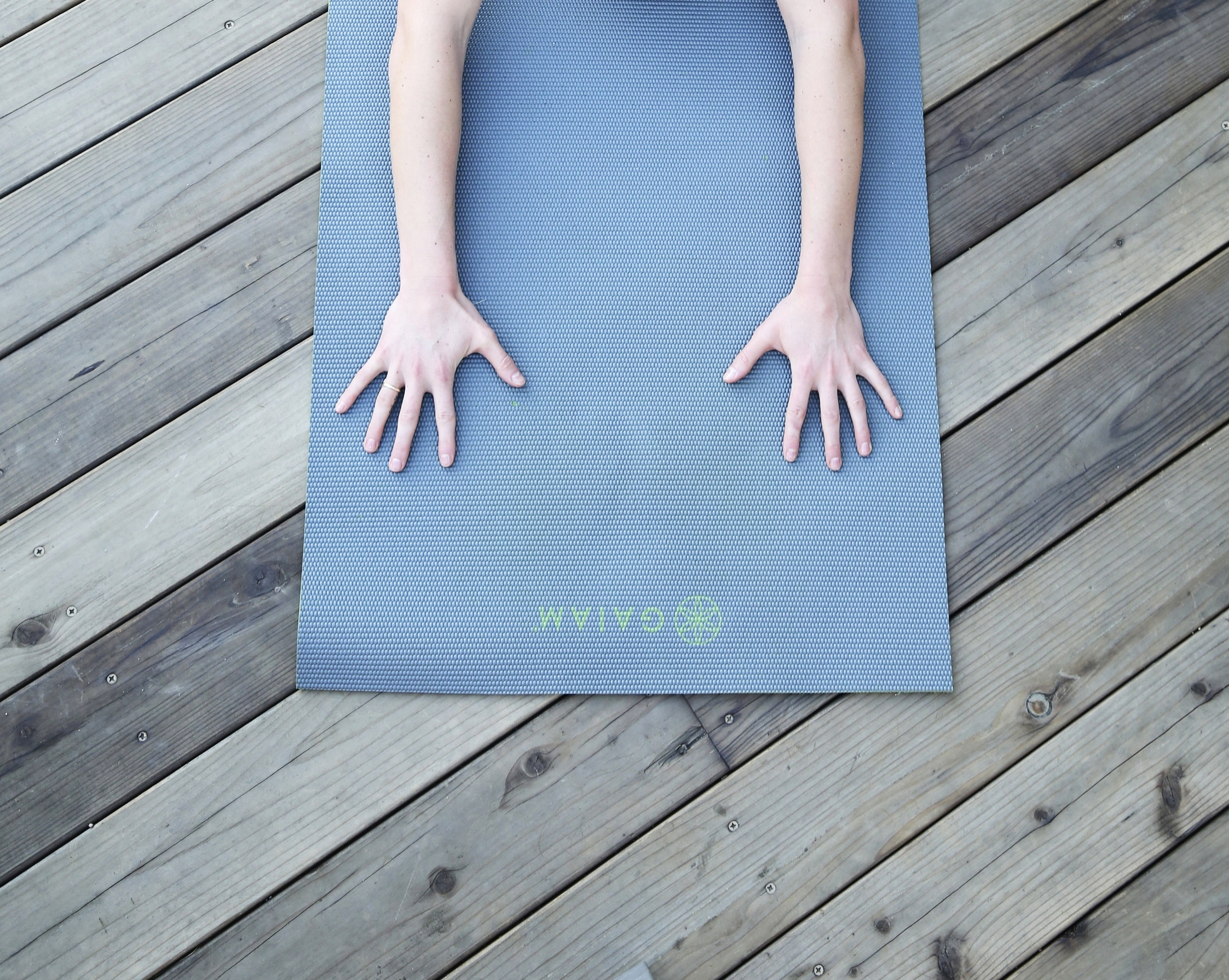 how to start yoga