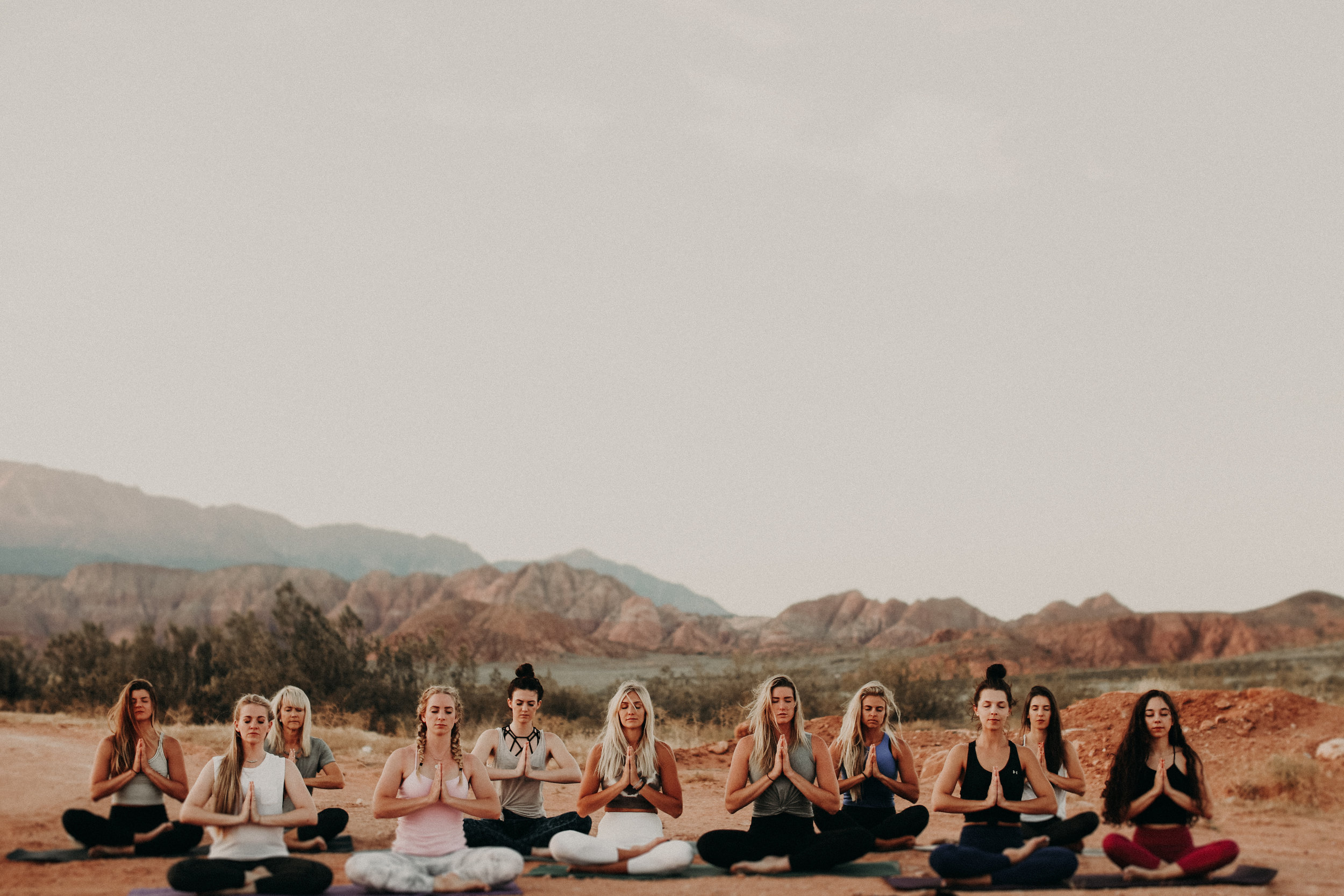 yoga retreat southern utah