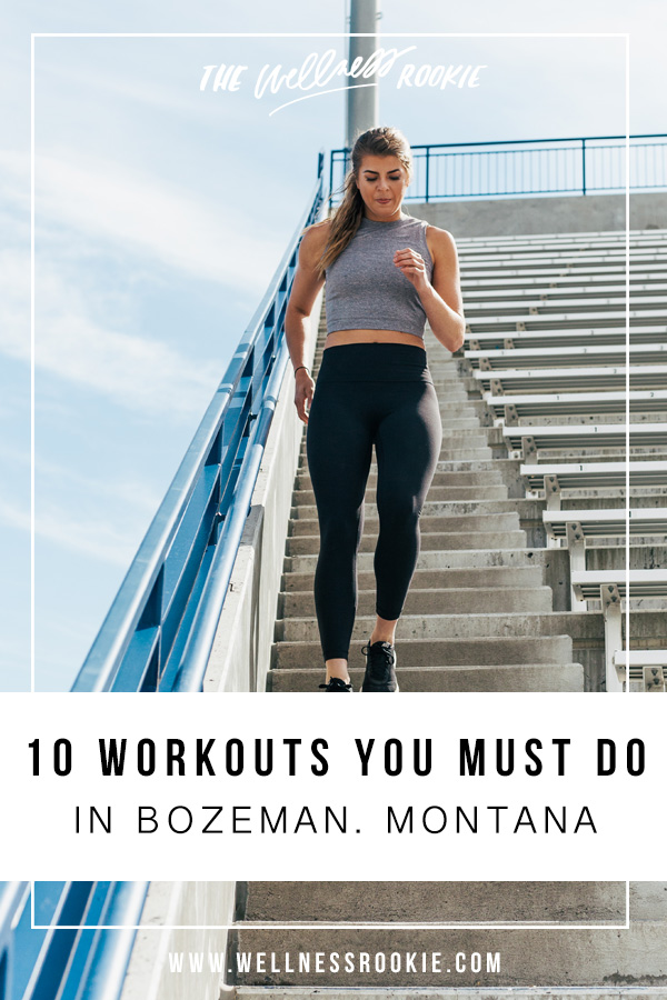 workouts to try in bozeman montana