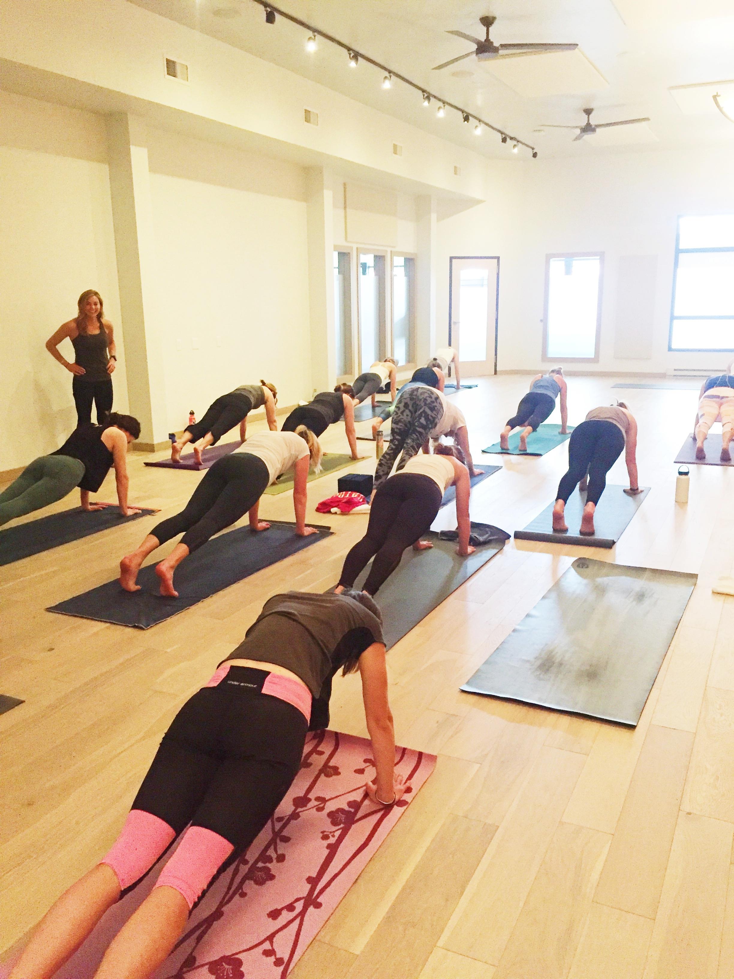 ekam yoga bozeman montana