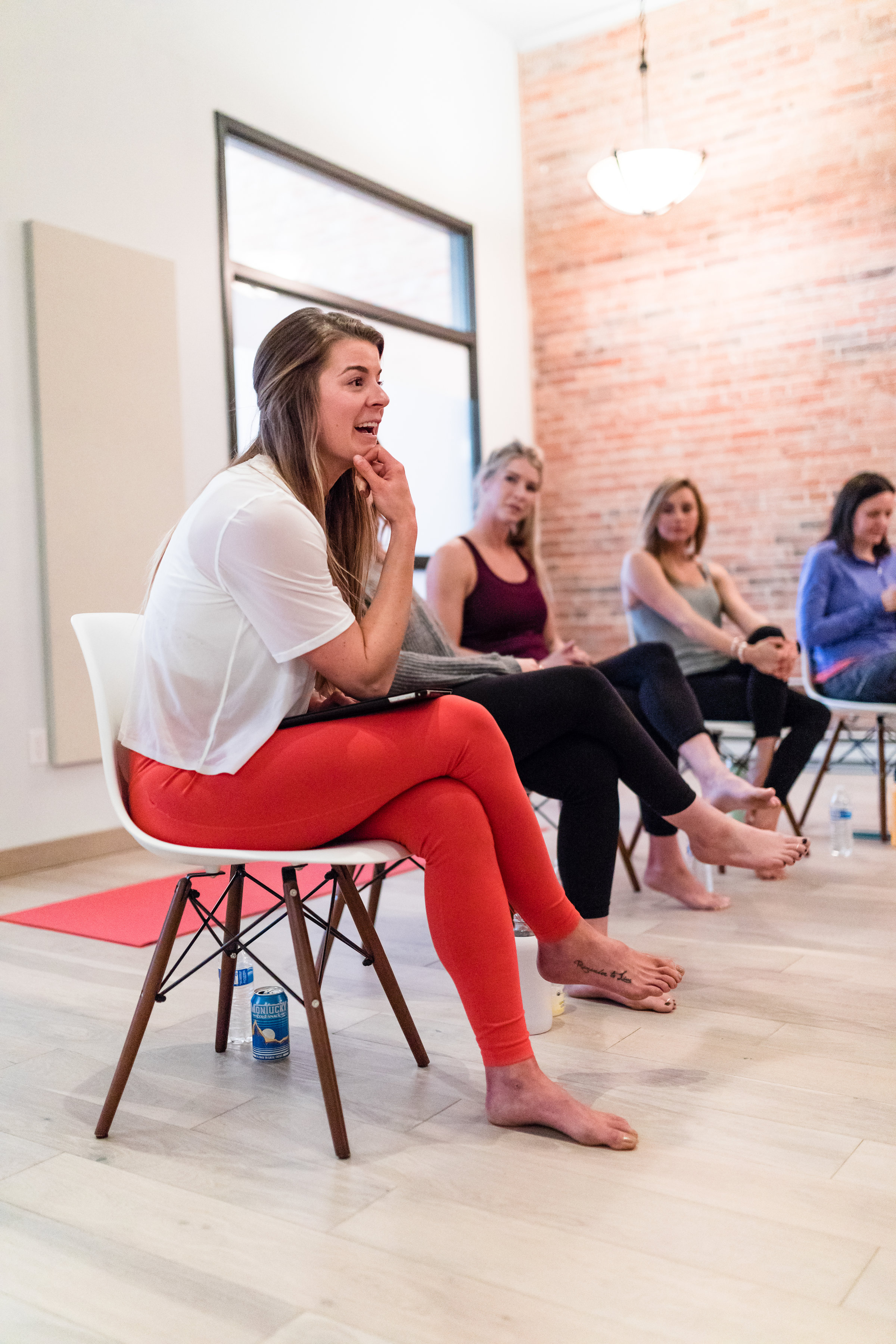 a wellness event in bozeman montana dedicated to finding your community