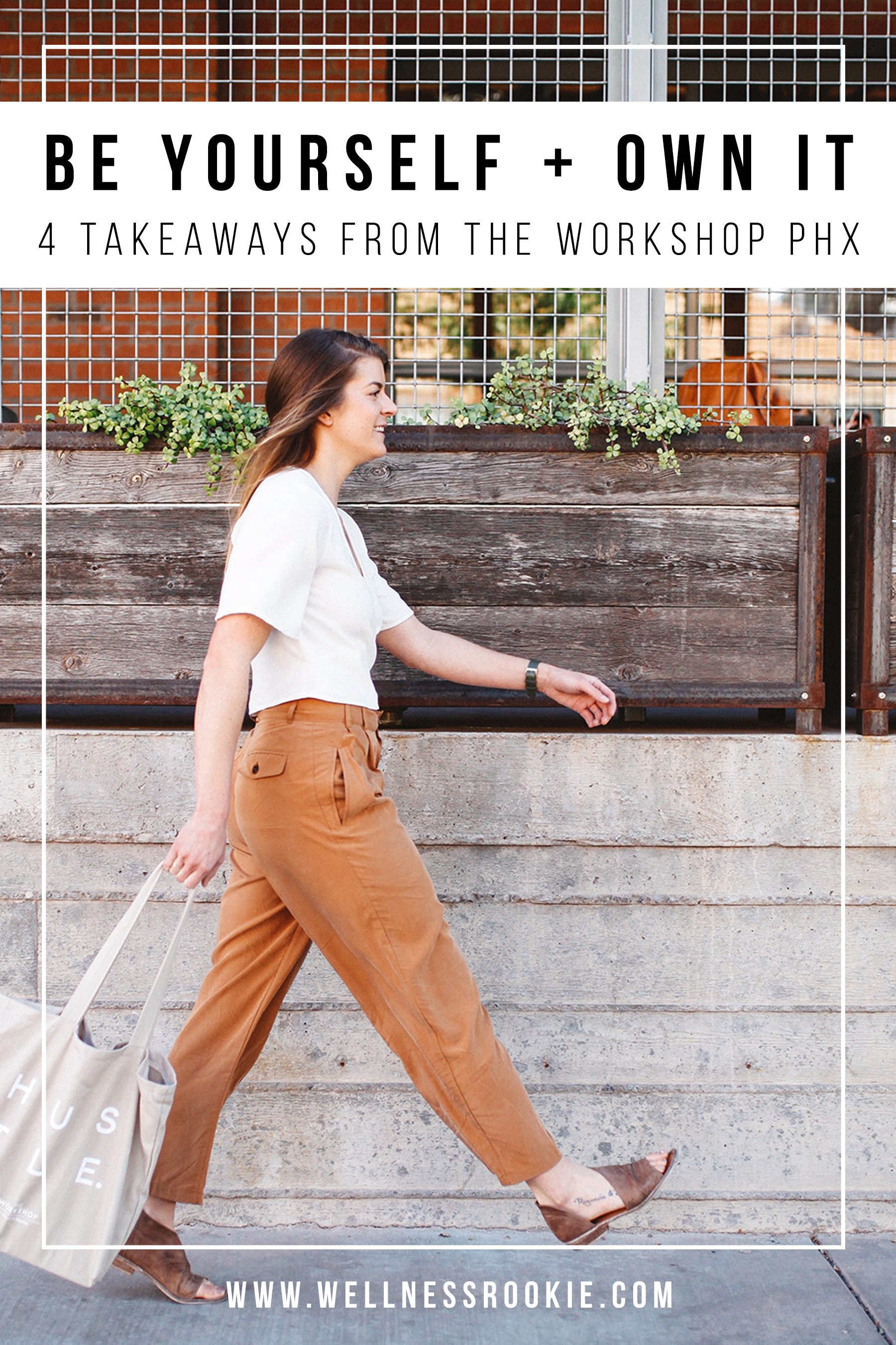 4 takeaways from the workshop-phoenix on better blogging practices, creating a social media community, and strengthening your online presence