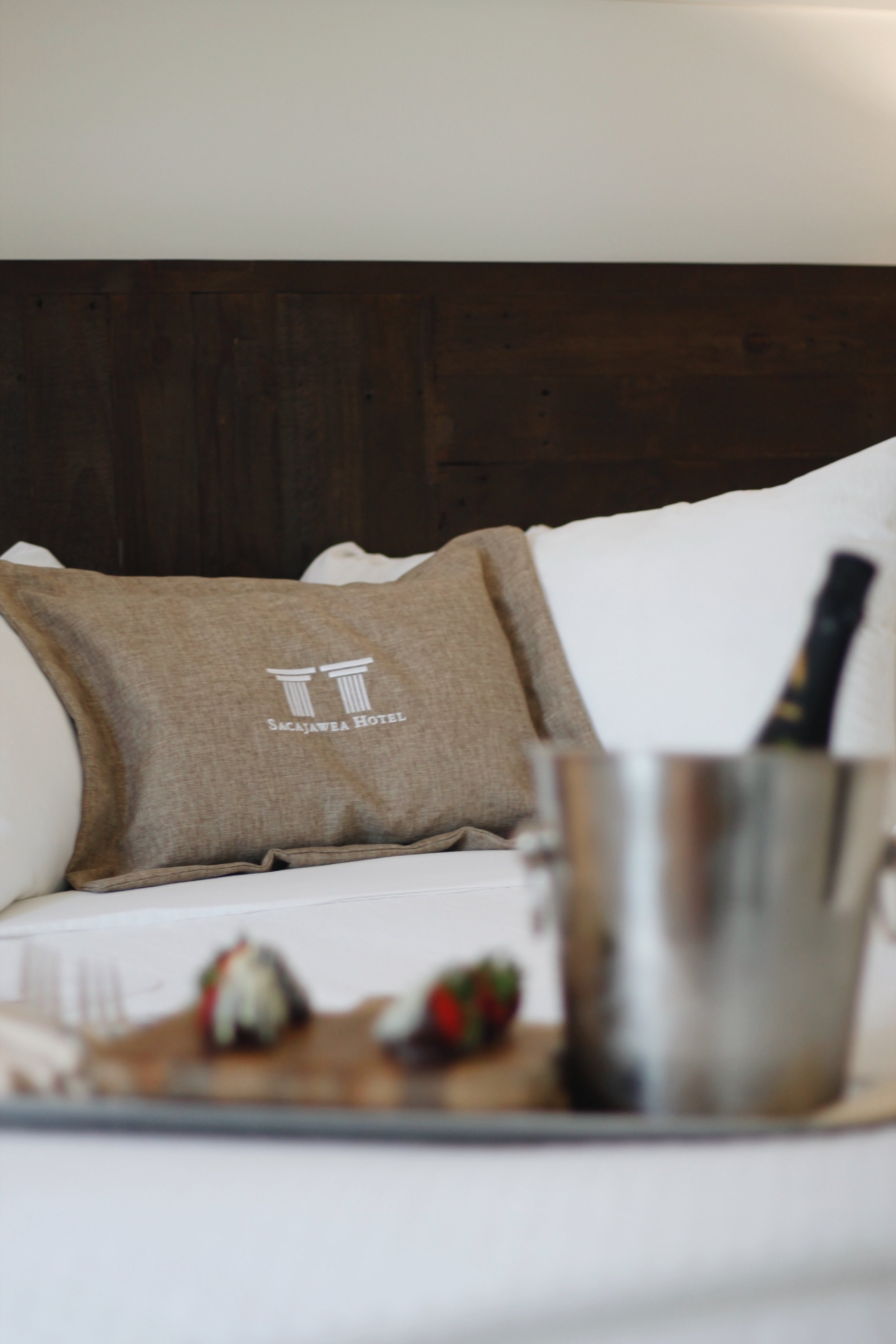 a romantic weekend staycation for two