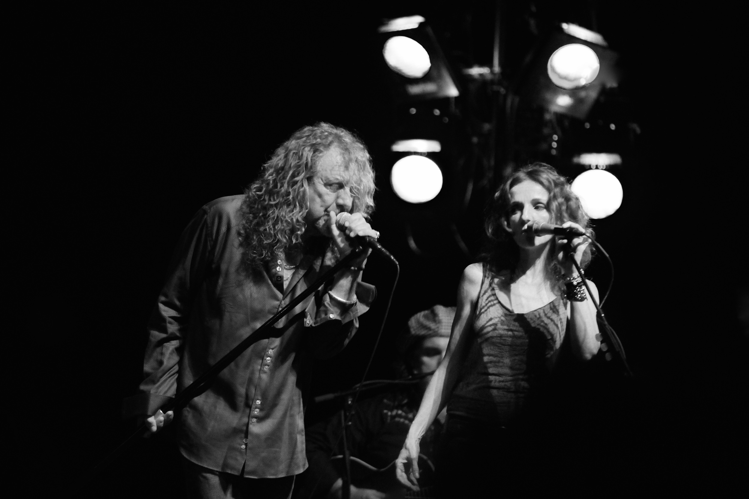 Robert Plant & Patty Griffin