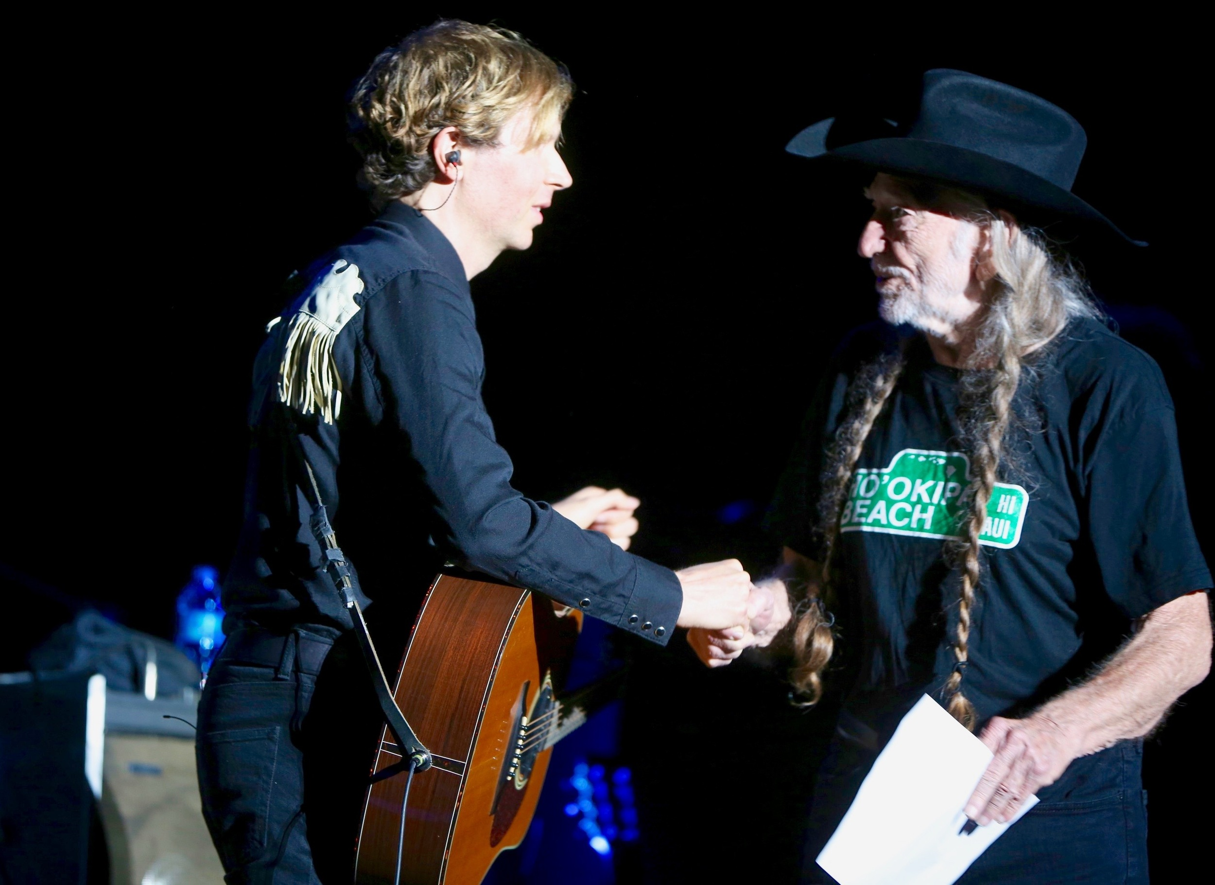 Beck & Willie Nelson
