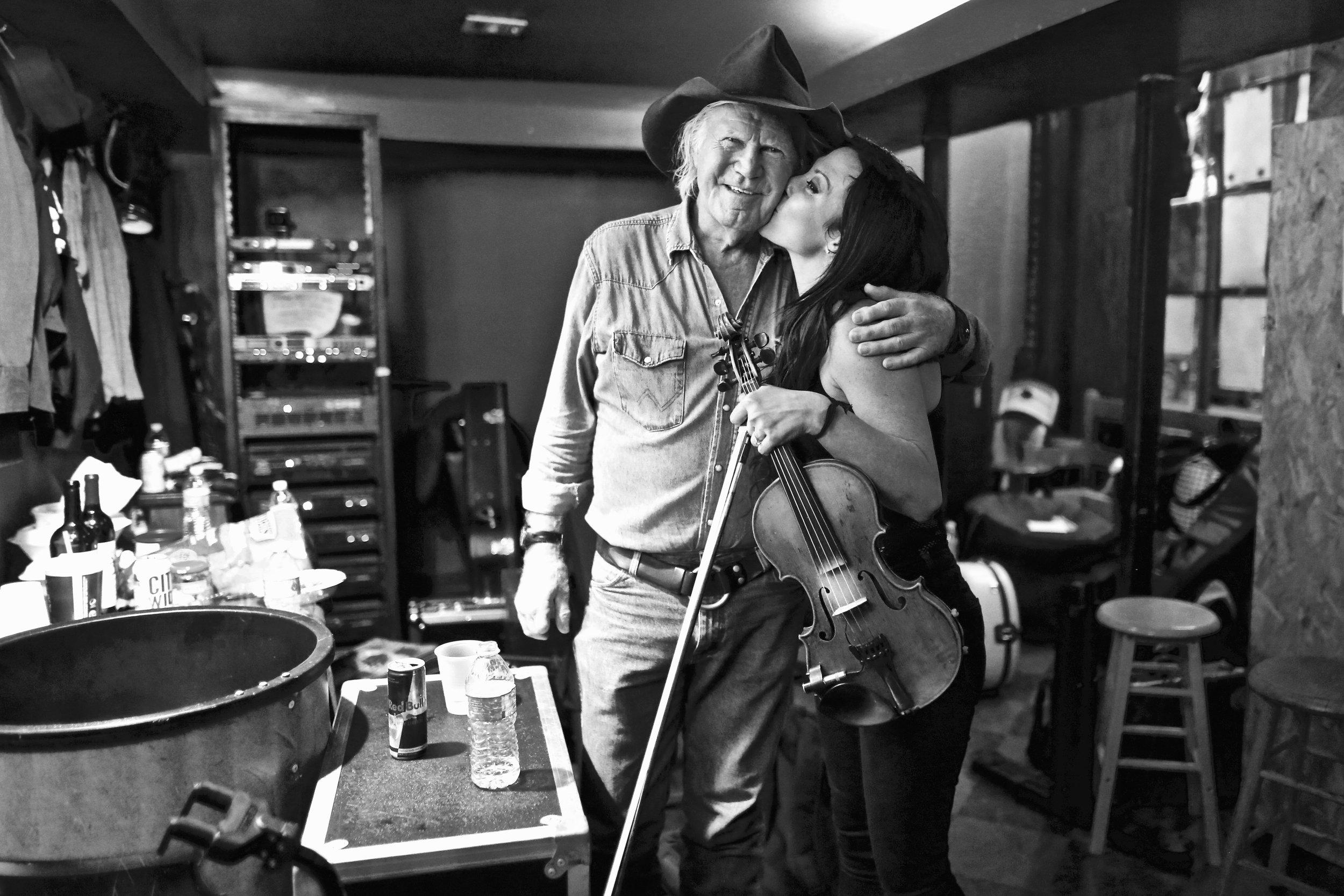Billy Joe Shaver & Amanda Shires
