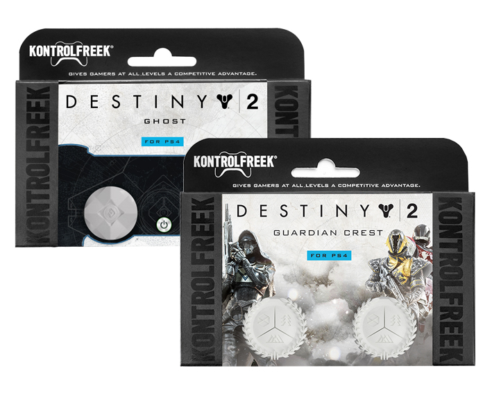 Destiny KontrolFreek Packaging   Concept based on provided templates with official Destiny style guide assets.