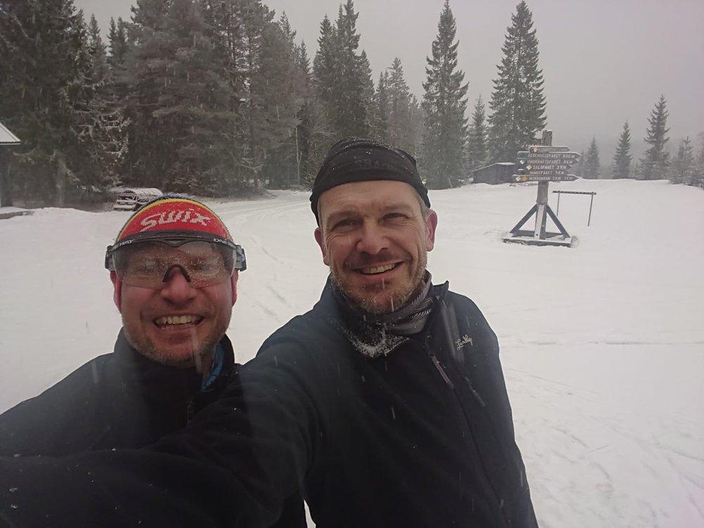 Lokalvasan - vilken succé! - Den 3 mars 2019 kl 08.00 startade Vasaloppet i Sälen. Samtidigt startade Johan Stråhle och Thomas Norgren sitt alternativa Vasalopp till förmån för Happy Child.
