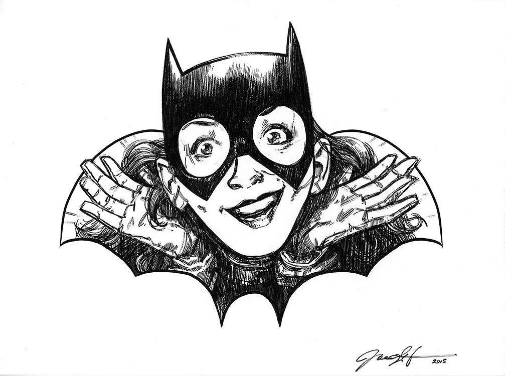 Batgirl. $100