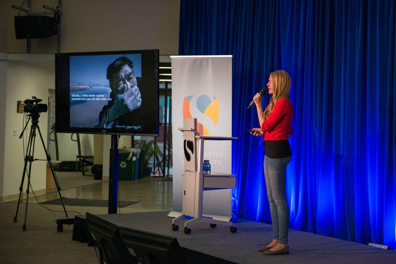 SingularityU NASA Ames - fall 2015Speech at NASA Ames on pollution issues and solutions in China