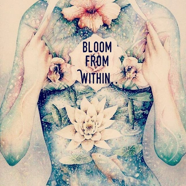 """""""You are built not to shrink down to less but toblossominto more."""" Oprah Winfrey #bloomfromwithin #blossom #oprah #quotes #saturdayvibes #bloom  #flower #blossom #love #beautiful #flowermagic #blooms #growth #expand #elevate"""