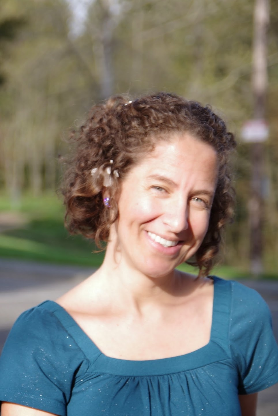 Acupuncturist in West Seattle, Anthea Colossio