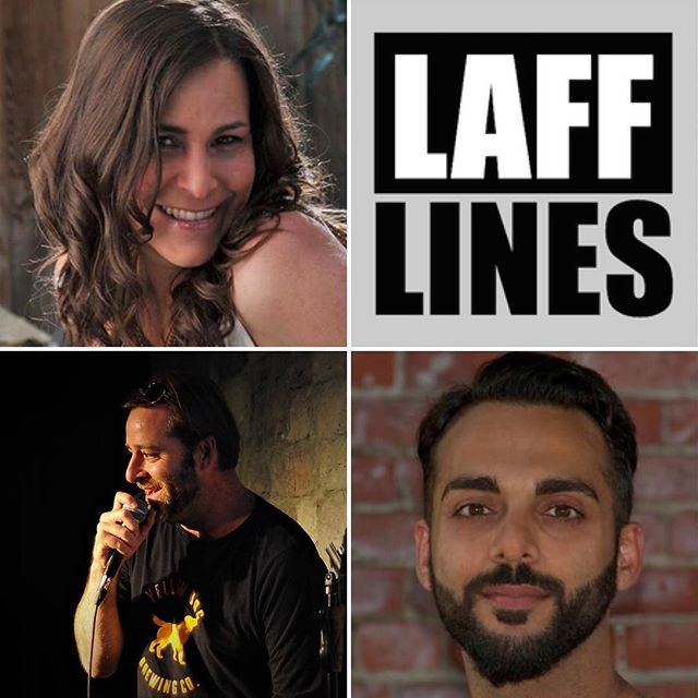 April 19/20 - International headliner Lori Ferguson-Ford takes the stage this weekend being joined by Mikey Dubs and your host Jonny Paul Friday Show at 9PM  Saturday Show at 8PM Doors open 1 hour before showtime Tiks available at Lafflines.com #comedians #comedy #funny #lafflines #comedyclub #newwestminster #weekendvibes #laughter