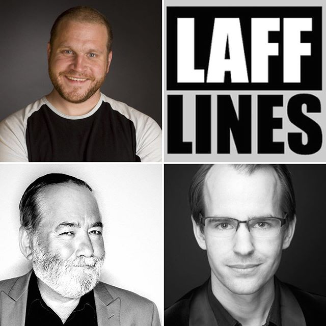 May 10/11 - International headliner Byron Bertram takes the stage this weekend being joined by Gavin Clarkson and your host Ron Vaundry Friday Show at 9PM  Saturday Show at 8PM Doors open 1 hour before showtime Tiks available at Lafflines.com #comedians #comedy #funny #lafflines #comedyclub #newwestminster #weekendvibes #laughter